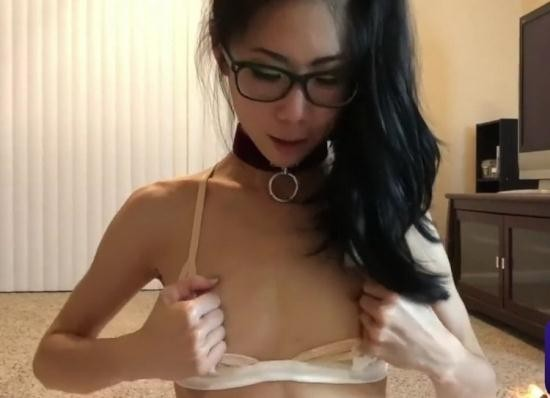 XB88 - Amateur - High looking, lustful and coquettish glasses girl fights with a big cock (FullHD/1080p/577 MB)
