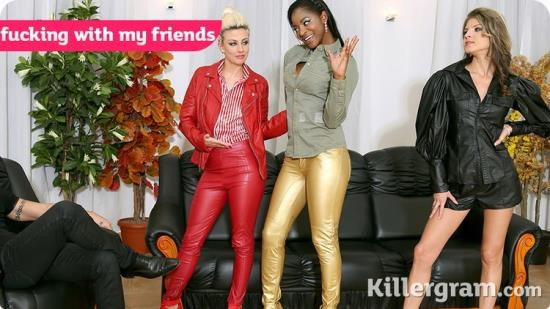 KillerGram - Gina Gerson - Fucking With My Friends (HD/720p/970 MB)