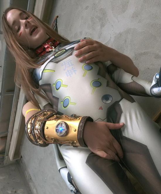 Japornxxx - Hazel Moore - Sex Cyborg-Interracial Creampie! (FullHD/1080p/1.87 GB)