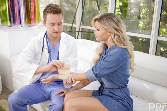 HandsOnHardcore/DDFNetwork/PornWorld - Jessa Rhodes - A XXX Doctor S Visit (HD/720p/1.19 GB)
