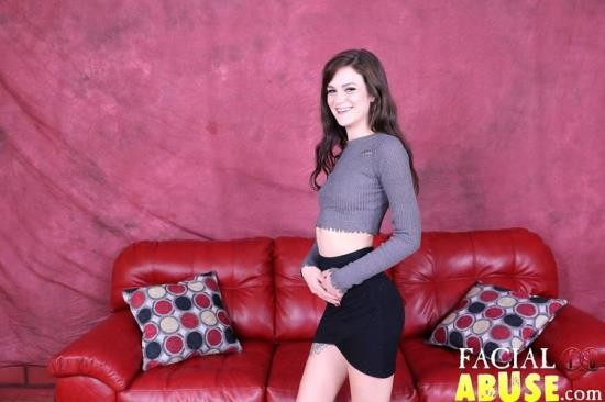 FaceFucking/FacialAbuse - Piper June - Sweet Little Brunette (FullHD/1080p/2.66 GB)