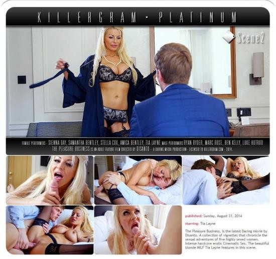 ThePleasure/KillerGram - Tia Layne - The Pleasure Business Scene 2 (HD/720p/709 MB)