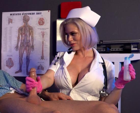 Amateurboxxx/Manyvids - Casca Akashova - Psycho Nurse Dominates Her Patient (UltraHD/4K/2160p/1020 MB)