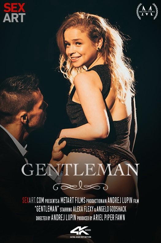 SexArt/MetArt - Alexa Flexy - Gentleman (FullHD/1080p/1.29 GB)
