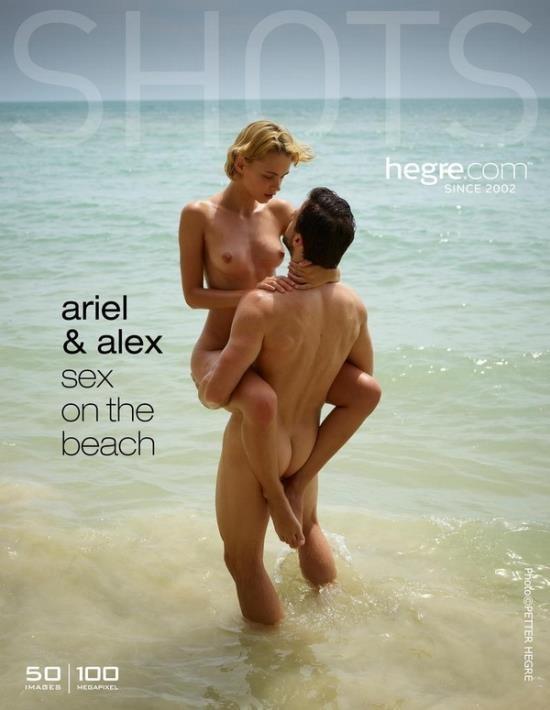 Hegre - Ariel - Sex On The Beach (UltraHD 4K/2160p/1.09 GB)