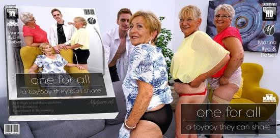 Mature.nl - Babet (59), Ilya (68), Marina T. (73) - One lucky toy boy getting fucked by three horny mature ladies (FullHD/1080p/2.43 GB)