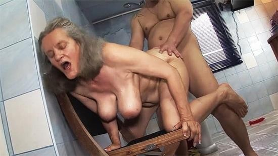 GrannyGuide - Unknown - Busty 83 years old mom rough fucked (UltraHD 4K/2160p/818 MB)