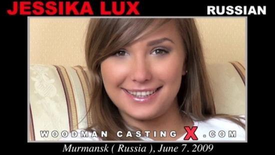 WoodmanCastingX - Jessika Lux - Hardcore (HD/720p/1.48 GB)