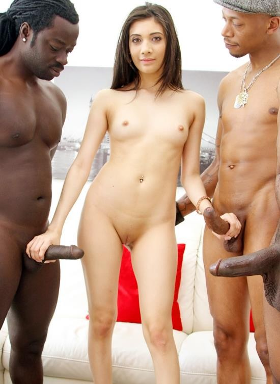 AnalVids, LegalPorno - Emily Pink - Emily Pink VS 3 BBC Interracial Fuck Session With DP, DAP And Triple Penetration SZ2670 (FullHD/4.67 GB)