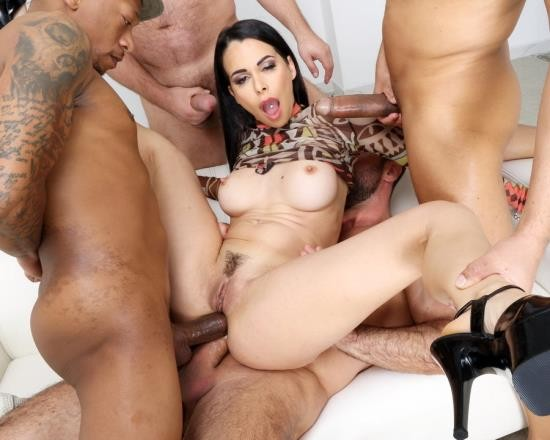 AnalVids, LegalPorno - Jessy Jey - DAP And Squirt With Jessy Jey, 4 On 1, Anal Fisting, DAP, Gapes, Squirt Drink, Creampie Swallow And Cumswallow GL434 (HD/1.52 GB)