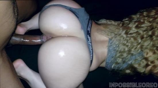 OnlyFans - Inpossibleoreo - OILED PAWG GETS FUCKED UNTIL SHE CREAMS BY BIG BLACK DICK (FullHD/1080p/999 MB)