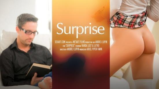 SexArt - Vanda Lust - Surprise (FullHD/1080p/1.40 GB)