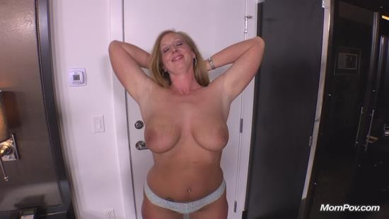 Mompov - Angie - 31 year old ginger with big tits and ass (HD/720p/3.61 GB)