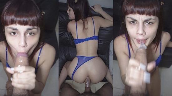 OnlyFans - Barbie Rivas - POV anal a argentina culona fanatica de la pija con garganta profunda (FullHD/1080p/606 MB)