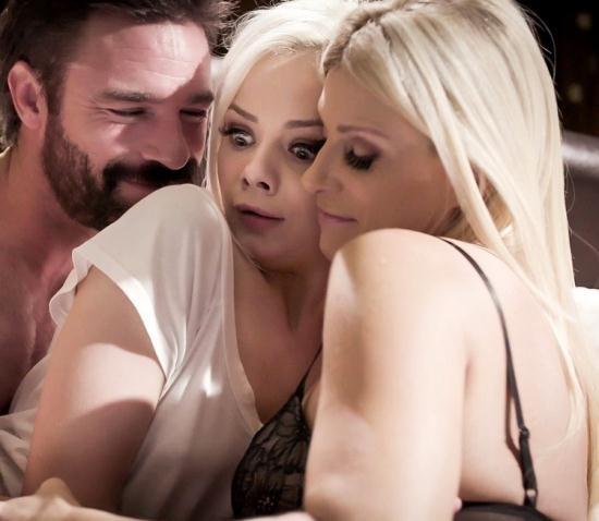PureTaboo - India Summer, Elsa Jean - The Fosters (FullHD/1080p/2.07 GB)