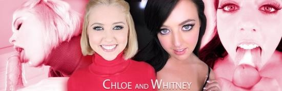 AmateurAllure - Whitney Wright, Chloe Couture - Hardcore (FullHD/1080p/1.04 GB)