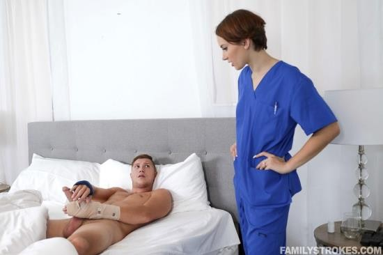TeamSkeet/FamilyStrokes - Natalie Porkman - The Nympho Nurse (HD/720p/1.86 GB)