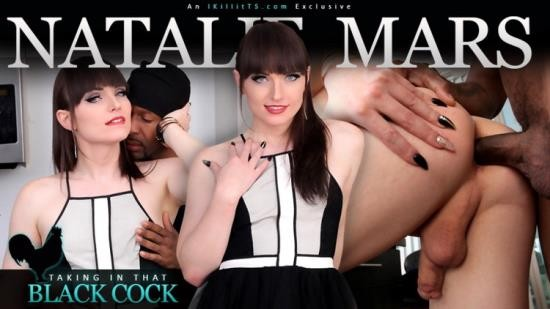 Trans500 - Natalie Mars - Taking in That Black Cock (FullHD/1080p/3.10 GB)