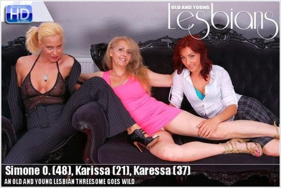 Old-and-Young-Lesbians/Mature.nl - Simone O. (48), Karissa (21), Karessa (37) - Lesbian-Alex302 (HD/720p/709 MB)