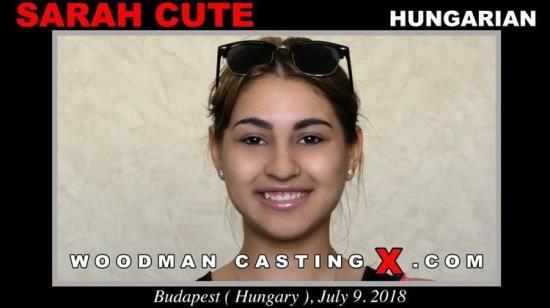 WakeUpNFuck/WoodmanCastingX - Sarah Cute - Casting (FullHD/1080p/2.98 GB)