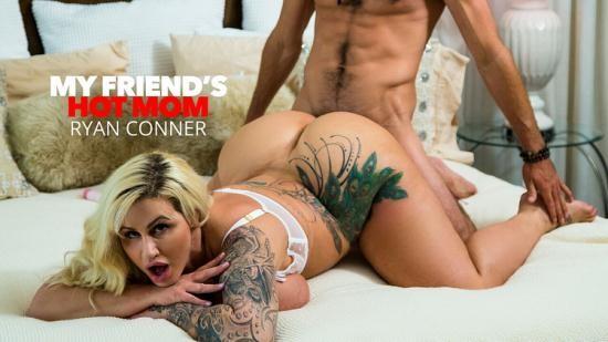 MyFriendsHotMom/NaughtyAmerica - Ryan Conner - BUSTY BLONDE MILF RYAN CONNER FINDS HER SON'S FRIEND PEEPING ON HER... (FullHD/1080p/2.97 GB)
