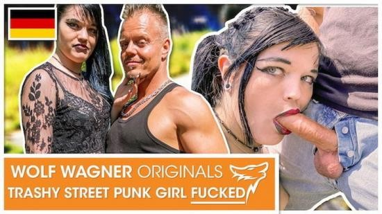 WolfWagnerCom - Unknown - EmoDoreen sucked his dick in Public Wolf Wagner Originals (FullHD/1080p/596 MB)