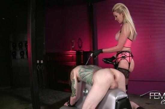 FemdomEmpire - Gigi Allens - Mistress Fuck Best (HD/720p/321 MB)
