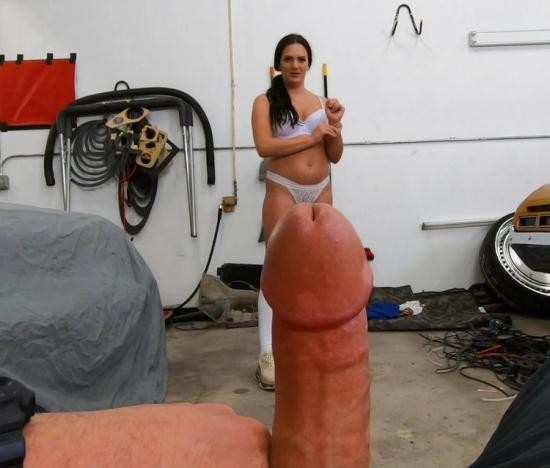 Bang! Roadside Xxx/ Bang! Originals/Bang - Alice Visby - Is A Gamer Girl Who Wants To Try Out The Big Stick) (FullHD/1080p/1.57 GB)