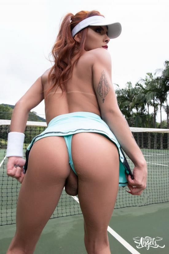 TransAngels - Marcelle Herrera - Hungry For Tennis (FullHD/1080p/2.07 GB)