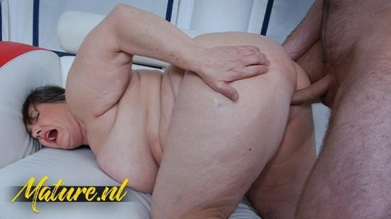 MatureNL - Unknown - BBW Granny With Huge Seduced Her Nerdy Step Son (UltraHD 4K/2160p/1008 MB)