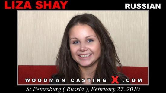 WoodmanCastingX - Liza Shay - Casting (HD/720p/1.34 GB)