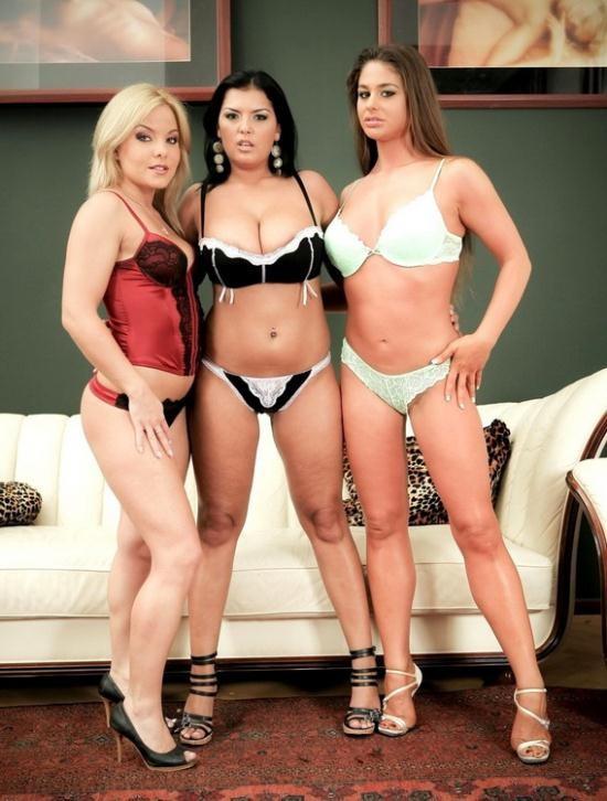 GroupSexGames - Cathy Heaven, Jasmine Black, Valentina Blue - Busty Sluts Fucked In All Holes (FullHD/1080p/2.48 GB)