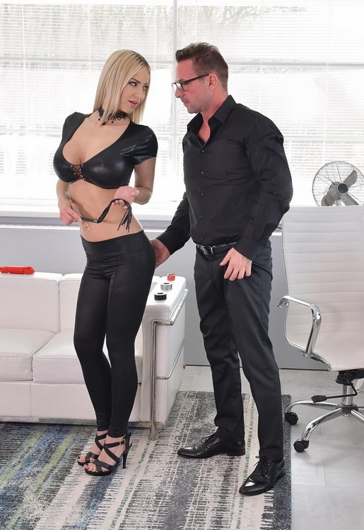 HouseOfTaboo/DDFNetwork - Nathaly Cherie - Intensive Anal Dick Insertion (FullHD/1080p/1.49 GB)