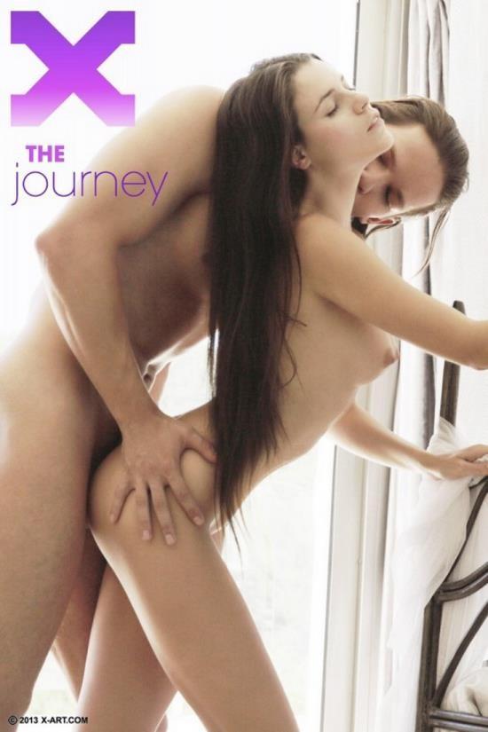 X-Art - Jessica - The Journey (FullHD/1080p/871 MB)