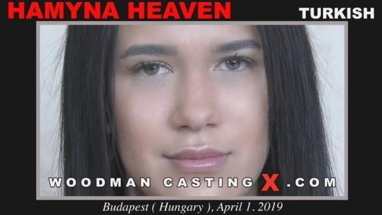 WoodmanCastingX - Hamyna Heaven - CastingX 207 (FullHD/1080p/3.60 GB)