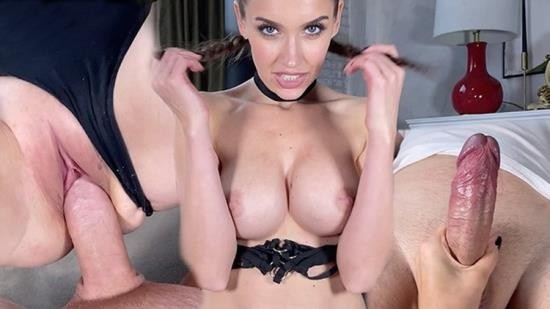OnlyFans - LuxuryGirl - Million Dollar Babe Jumped On The Dick and Made a Great POV Blowjob (FullHD/1080p/1.19 GB)