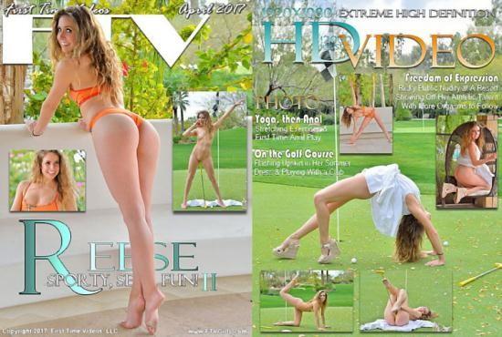FTVGirls - Reese - Sporty, Sexy, Fun! (FullHD/1080p/1.79 GB)