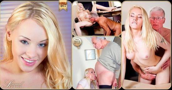 Oldje.com - Lolita Taylor - Horny Old Business (HD/720p/833 MB)
