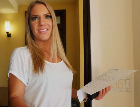 BangPOV/BangBros - Candice Dare - Candice Dare Does Anal To Get The Job (FullHD/1080p/2.22 GB)