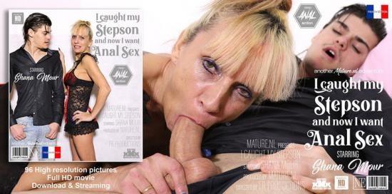 Mature.nl/Mature.eu - Shana Mour (EU) (50) - Stepmom Shana Mour is begging for some toyboy anal sex (FullHD/1080p/1.66 GB)