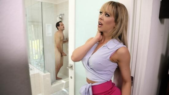 MilfsLikeItBig/Brazzers - Cherie Deville - Sneaking Around With Her BFF's Son (HD/720p/871 MB)