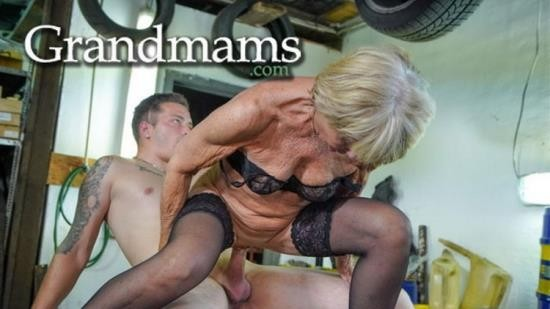 Grandmams - Unknown - Granny wants me to fix her worn out pussy (UltraHD 4K/2160p/1.60 GB)