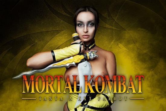 Vrcosplayx - Alyssia Kent - Mortal Kombat Tanya A XXX Parody (UltraHD 2K/1440p/3.43 GB)