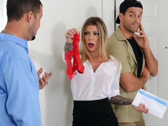SneakySex/RealityKings - Karma RX - Those Are Not Mine (HD/720p/565 MB)