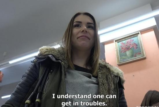 CzechPawnShop/Czechav - Unknown - The girl with the handbag likes to swallow (FullHD/1080p/620 MB)