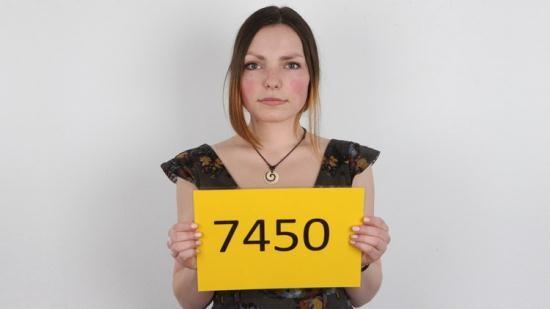 CzechCasting/CzechAV - Kristyna - 7450 (FullHD/1080p/575 MB)