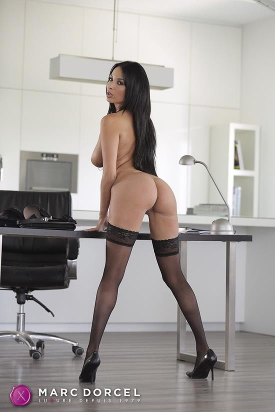 DorcelClub - Anissa Kate - Anissa gets a hard DP action with her business associates (FullHD/1080p/1.63 GB)