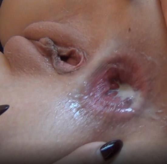 MyDirtyHobby - sexyRia - BRUTAL-ANAL Von Riesenteil hart durchgefickt (UltraHD 4K/2160p/1.55 GB)