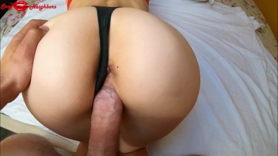 Porn - Sexyneighbors - Wife Fucks with Starnger with Condom but he Takes it off (FullHD/1080p/418 MB)