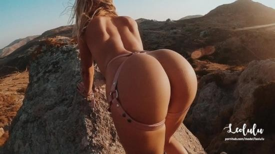 OnlyFans - LeoLulu - We climbed off-road to tie her up and fuck hard outdoor (UltraHD 4K/2160p/2.37 GB)
